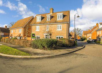 Thumbnail 5 bed detached house for sale in Palmer Avenue, Broadbridge Heath, Horsham