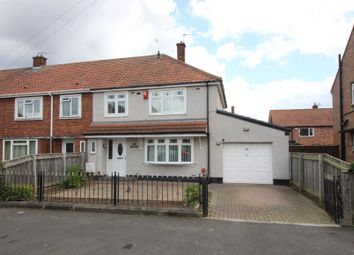 Thumbnail 3 bed end terrace house for sale in Appleby Road, Billingham
