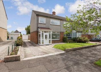 Thumbnail 3 bedroom semi-detached house for sale in Rannoch Drive, Bearsden, Glasgow, East Dunbartonshire