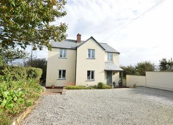 Thumbnail 4 bed detached house for sale in Whitstone, Holsworthy