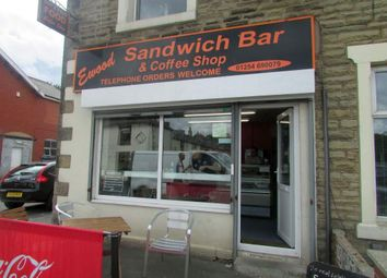 Thumbnail Restaurant/cafe for sale in Bolton Road, Blackburn
