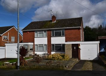 Thumbnail 3 bed semi-detached house for sale in Linden Avenue, Wellington, Telford, Shropshire
