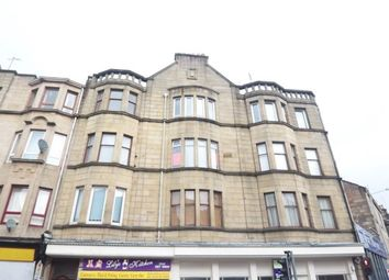 Thumbnail 1 bed flat to rent in Well Street, Paisley, Renfrewshire