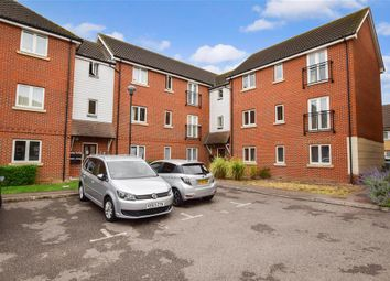 Thumbnail 2 bed flat for sale in Glandford Way, Chadwell Heath, Essex