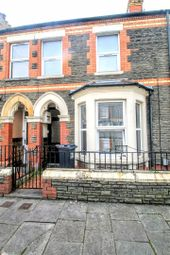 Thumbnail 5 bed terraced house for sale in Tullock Street, Roath, Cardiff