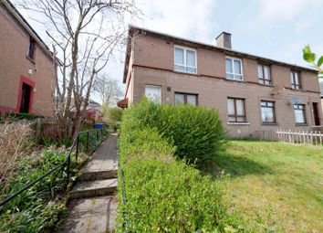 Thumbnail 2 bed flat for sale in Hyndlee Drive, Cardonald, Glasgow