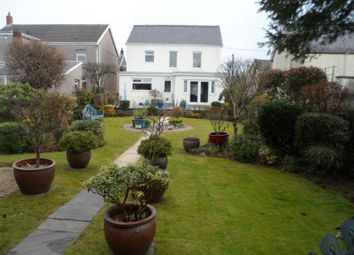 Thumbnail 4 bedroom detached house for sale in Station Road, Ystradgynlais, Swansea