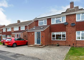 Thumbnail 3 bed semi-detached house for sale in Charnwood Road, Trowbridge