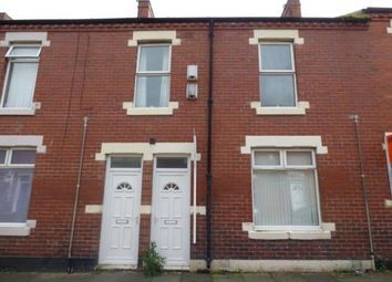 Thumbnail 1 bed flat for sale in 133 Hambledon Street, Blyth, Northumberland