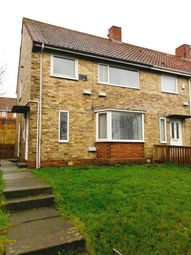 Thumbnail 3 bed semi-detached house to rent in Chiltern Gardens, Gateshead