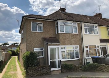 3 bed end terrace house for sale in Clandon Avenue, Egham TW20