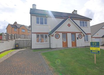 Thumbnail 2 bed semi-detached house for sale in Thomas Keig Road, Douglas, Isle Of Man