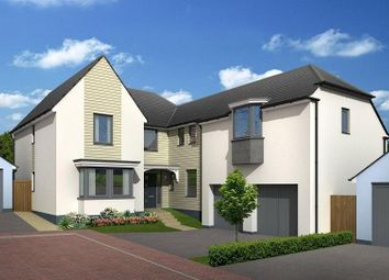 Thumbnail 5 bed detached house for sale in The Arbury Ocean View, Main Road, Ogmore-By-Sea, Bridgend.