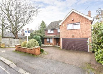 Thumbnail 5 bed detached house for sale in Ben Hale Close, Stanmore, Middlesex