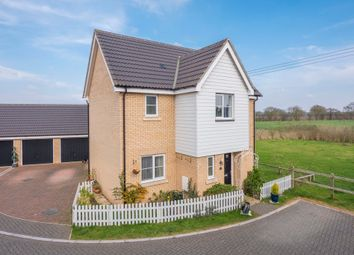 Thumbnail 4 bed detached house for sale in Great Waldingfield, Sudbury, Suffolk