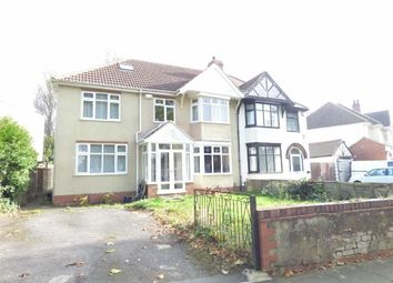 Thumbnail 5 bedroom semi-detached house for sale in Himley Crescent, Wolverhampton