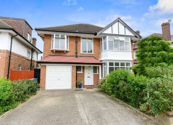 Thumbnail 4 bed detached house for sale in Elgar Avenue, London
