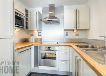 Thumbnail 1 bed flat to rent in Elektron Tower, Canary Wharf, London