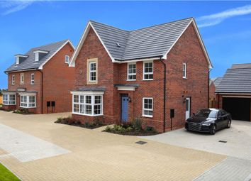"Thumbnail 4 bed detached house for sale in ""Cambridge"" at Fen Street, Brooklands, Milton Keynes"