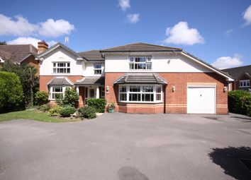 Thumbnail 5 bedroom detached house for sale in Leafy Lane, Whiteley, Fareham