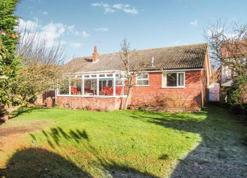 Thumbnail 3 bed detached bungalow to rent in Mill Road, Stokesby, Great Yarmouth