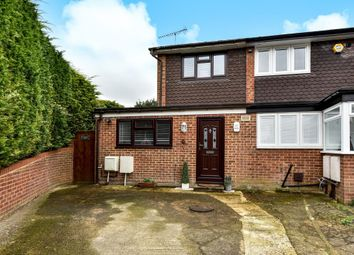 Thumbnail 2 bed end terrace house for sale in Stoke Poges, Berkshire