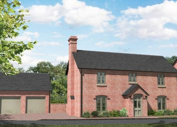 Thumbnail 5 bed detached house for sale in Farm Lane Development, Horsehay, Telford, Shropshire