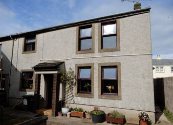 Thumbnail 2 bed end terrace house for sale in Temple Cottage, Allonby, Maryport, Cumbria