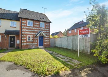 Thumbnail 3 bed semi-detached house for sale in Whelan Way, Amesbury, Salisbury