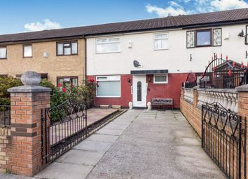 Thumbnail 3 bed end terrace house for sale in Gladstone Close, Birkenhead