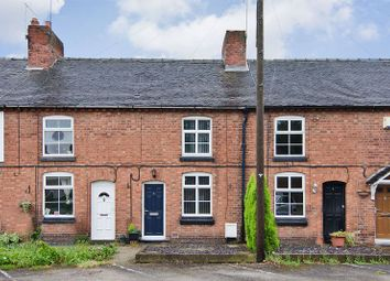 Thumbnail 2 bed terraced house for sale in Church View, Brereton, Rugeley