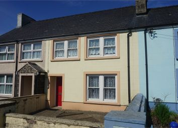 Thumbnail 3 bed terraced house to rent in Upper Terrace, Letterston, Haverfordwest, Pembrokeshire