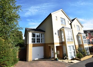 Thumbnail 4 bed town house for sale in Pier Close, Portishead, Bristol