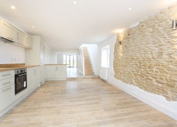 Thumbnail 3 bed end terrace house for sale in Burton, Chippenham