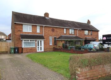 Thumbnail 2 bed semi-detached house for sale in Brookfield Road, Aldridge, Walsall