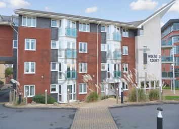 Thumbnail 2 bed flat for sale in Holroyd Court, Blackpool