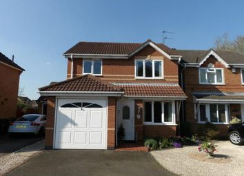 Thumbnail 3 bed detached house for sale in Kingfisher Road, Mountsorrel, Loughborough, Leicestershire