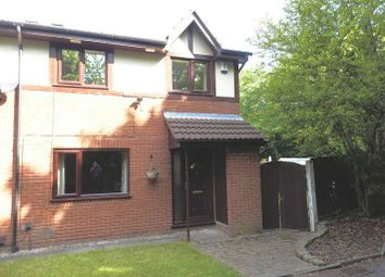 Thumbnail 2 bed semi-detached house to rent in The Heathers, Clayton Le Woods, Preston