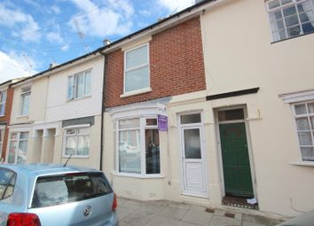 Thumbnail 1 bed terraced house to rent in Harold Road, Southsea
