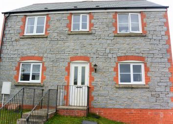 Thumbnail 3 bed detached house to rent in Lewis Way, St. Austell