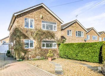 Thumbnail 4 bed detached house for sale in Pressland Drive, Higham Ferrers, Rushden