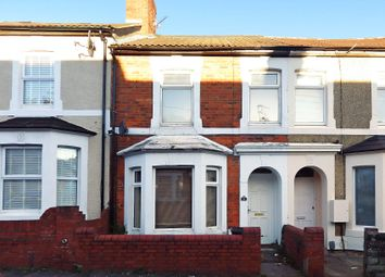Thumbnail 2 bedroom terraced house to rent in Clifton Street, Swindon, Wiltshire