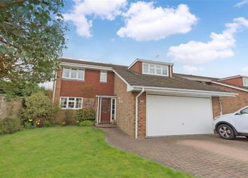 Thumbnail 4 bed detached house for sale in Farm Way, Burgess Hill, West Sussex