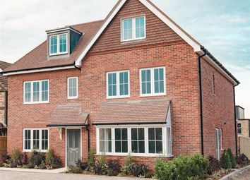 Thumbnail 4 bed semi-detached house for sale in Nascot Place, Dedworth Road, Windsor