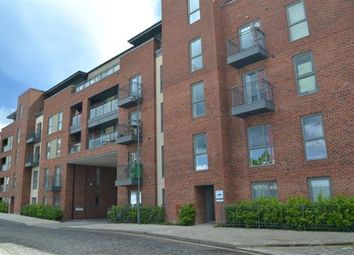 Thumbnail 2 bed flat to rent in Ardent House, John Thornycroft Road, Southampton