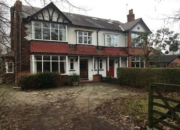 Thumbnail 5 bed property to rent in Bramhall Lane, Stockport