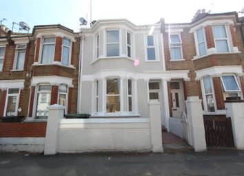 Thumbnail 3 bed terraced house to rent in Norfolk Road, Gravesend, Kent