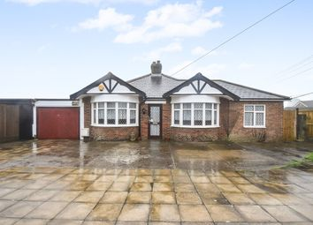 Thumbnail 3 bed detached bungalow for sale in New Dover Road, Capel-Le-Ferne, Folkestone
