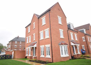 Thumbnail 4 bedroom semi-detached house for sale in Saunders Field, Kempston, Bedford