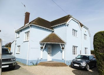 Thumbnail 5 bed detached house for sale in Babsham Lane, Bognor Regis